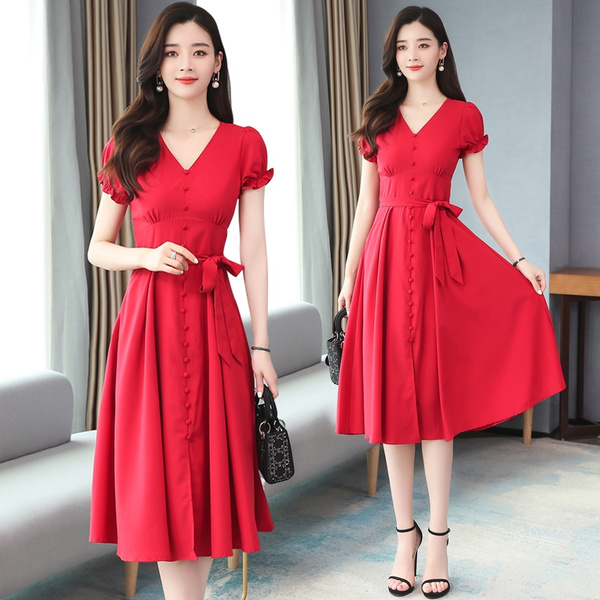 slim dress, long skirt, short sleeve dress, Lace