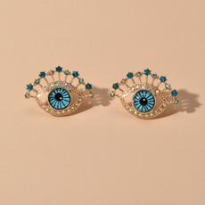 earringgift, eye, Beautiful Earrings, Stud Earring