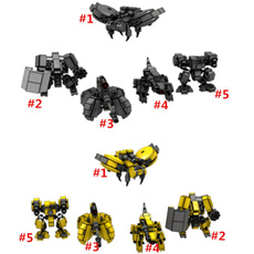 Mini, Toy, mocmechamodel, Lego