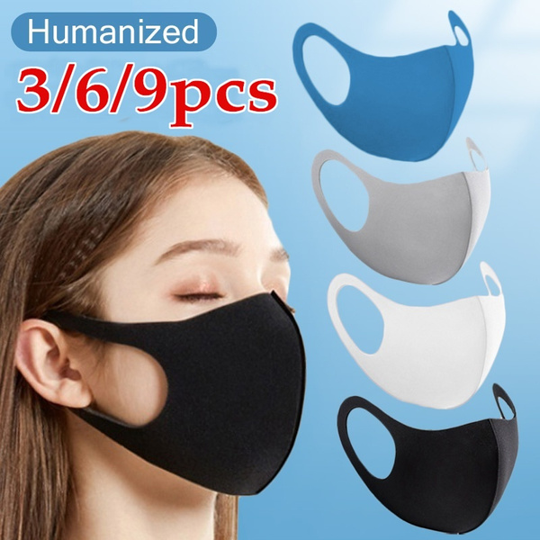 washable, Fashion, dustmask, camping