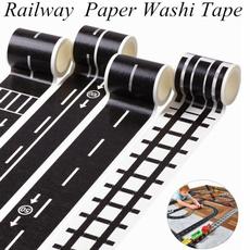 railwaypaperwashitape, Toy, washitape, Office & School Supplies