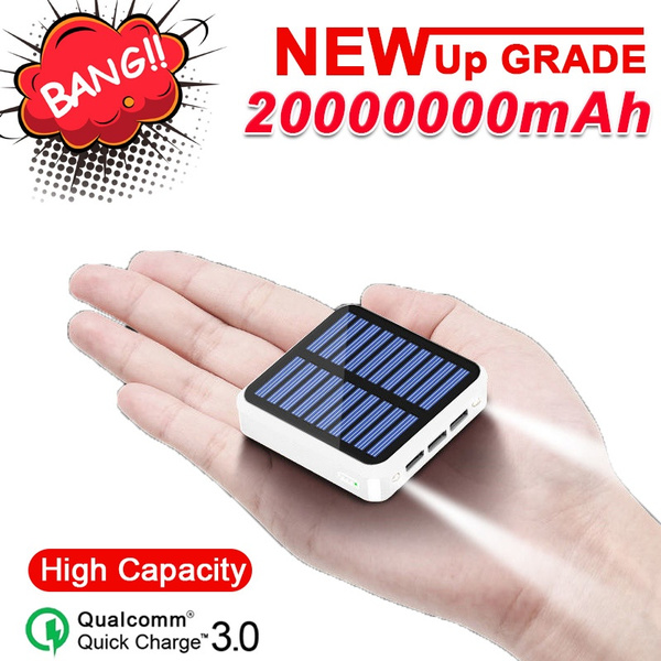 Mini, Battery Pack, usb, solarlightsoutdoor