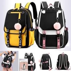 travel backpack, women bags, School, Capacity