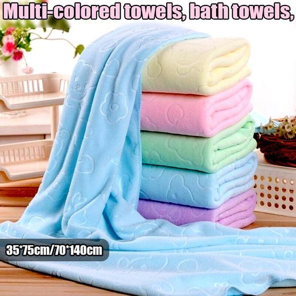 microfibertowel, Bathroom, quickdrytowel, bathingtowel