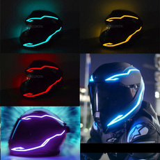 helmetsignallight, motorcycleaccessorie, led, Helmet