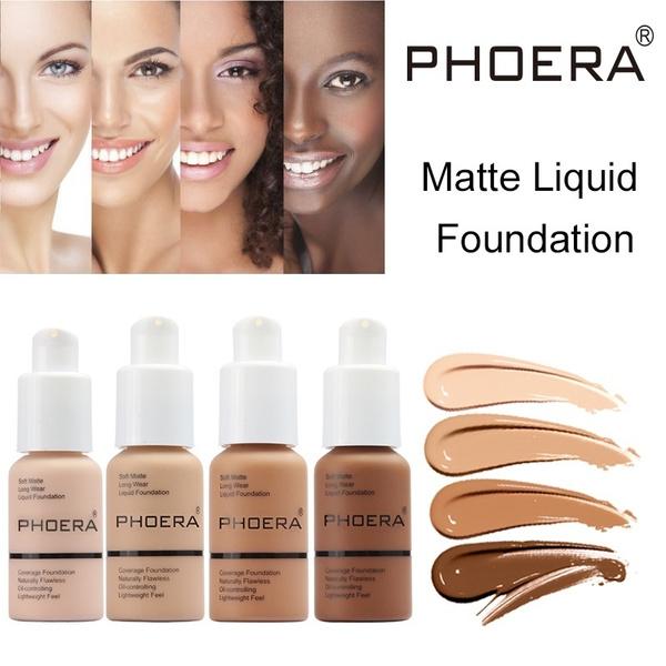 flawlessfoundation, phoera, Concealer, makeup primer