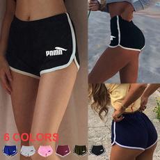 Summer, Beach Shorts, Yoga, clubwear