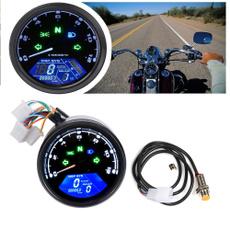 motorcycletachometer, motorcycleodometer, motorcyclespeedometer, lcdspeedometer
