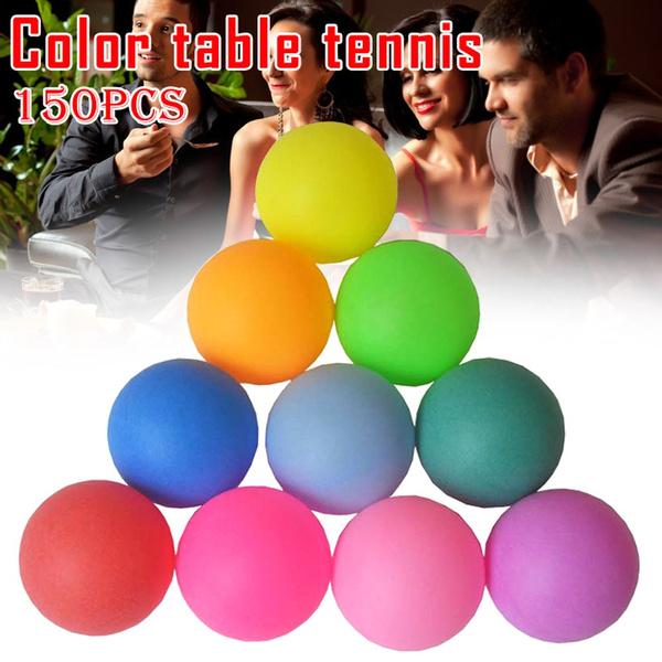 150pcspack, racquetsport, tabletenni, Colored