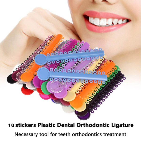 Elastic, dental, ligature, elasticity