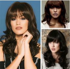 wig, longwavywig, Hair Extensions, lacehumanhairwig