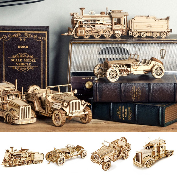 Toy, Gifts, Wooden, 308pc