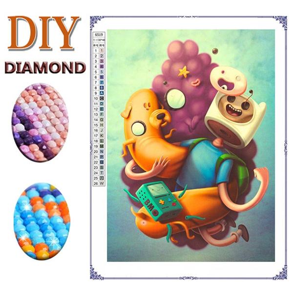 crossstitch, Decor, DIAMOND, Jewelry