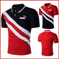 solidpoloshirt, printedpoloshirt, Shorts, outdoorstreet