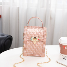 women's shoulder bags, jellybagwomen, Fashion, Chain