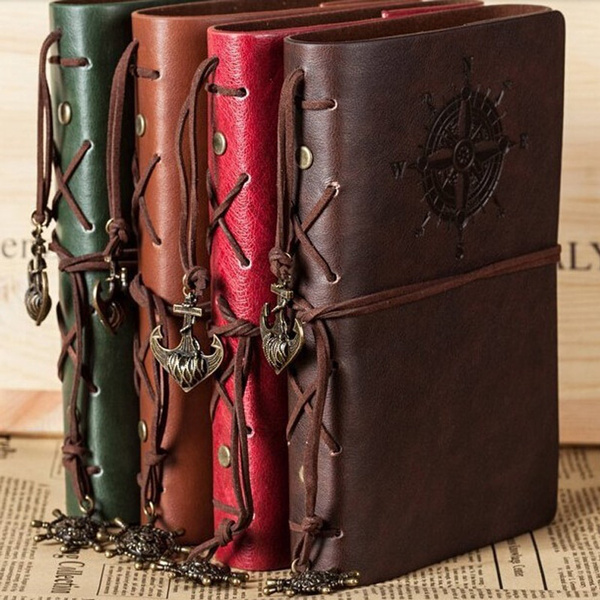 Gifts, leather, Vintage, Journal