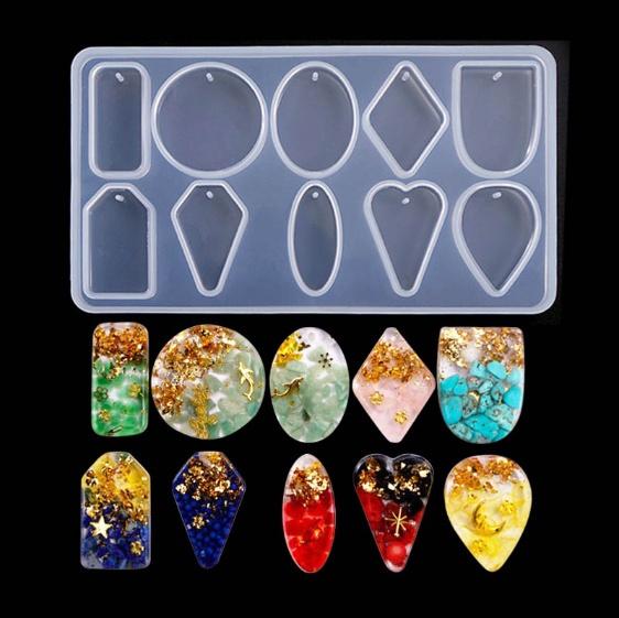 trianglesiliconemould, Jewelry, Love, siliconemould