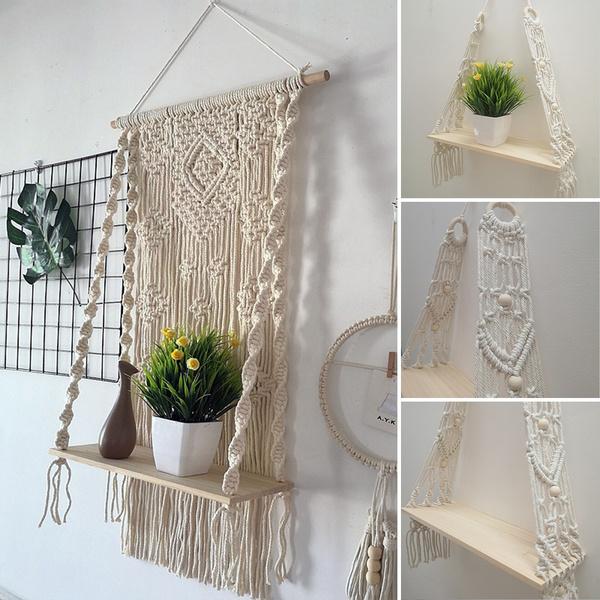 Rope, Decor, woodenlanyardrack, Gifts