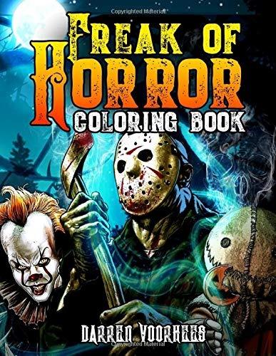 scary, comicsmangacoloringbooksforgrownup, Holiday, Classics