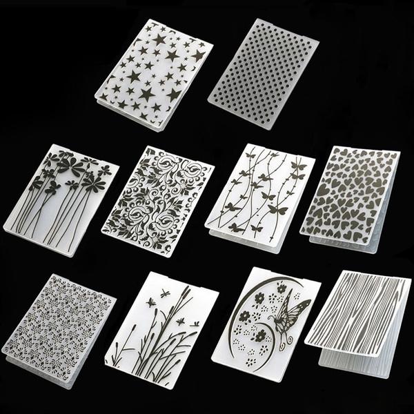 stencil, Scrapbooking, Tool, Plastic