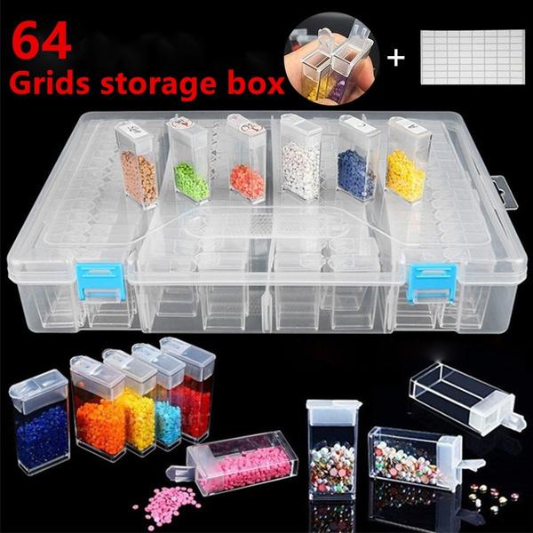 Box, Storage Box, diamondembroiderystoragebox, art