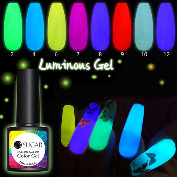 Summer, colornailgel, luminousgelpolish, Beauty