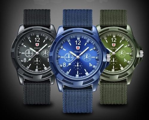 quartz, Waterproof Watch, Army, wristwatch