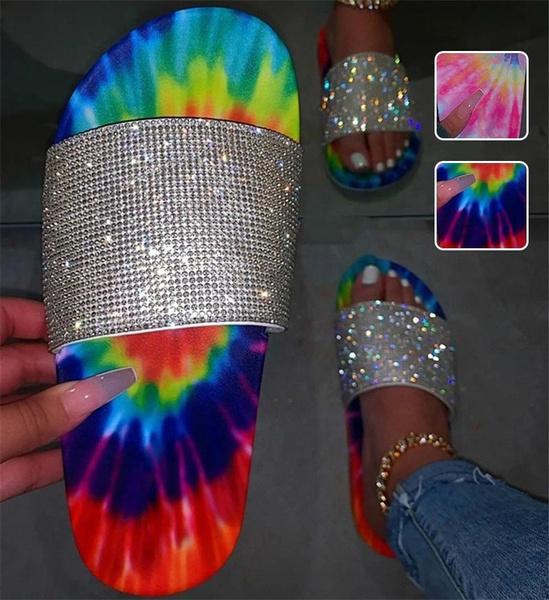 Summer, Bling, bling bling, Womens Shoes