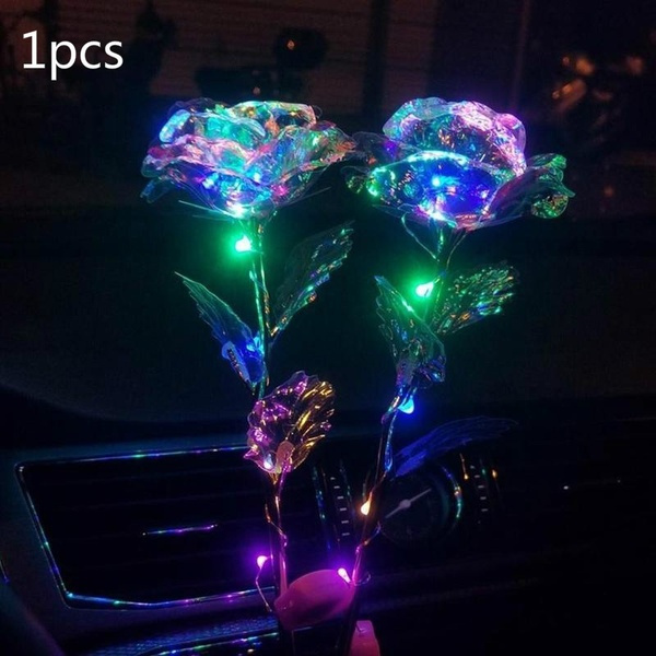 Decor, Flowers, led, Gifts