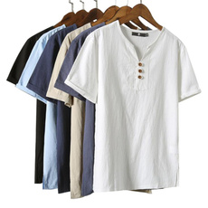 Summer, 時尚, Shirt, 有袖