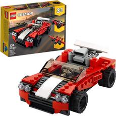 building, sportscar, Toy, creator