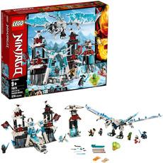 building, Lego, of, forsaken
