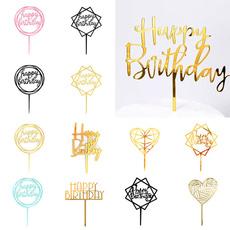 party, Decor, happybirthdaycaketopper, Jewelry