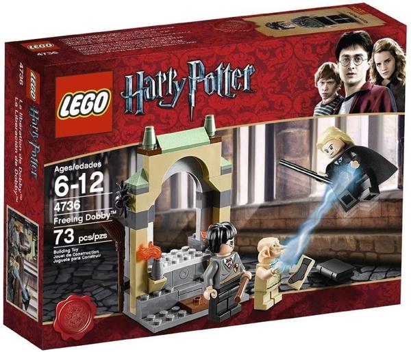 freeing, 4736, dobby, Lego