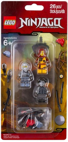 And, Set, Lego, of