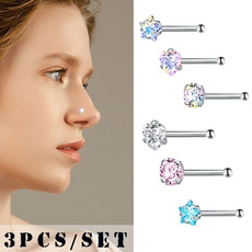 Heart, piercingbodyjewelry, Star, Jewelry