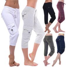 drawstringpant, Summer, elastic waist, Yoga