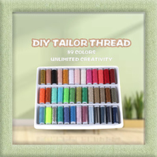 Polyester, Fashion, Fabric, Thread