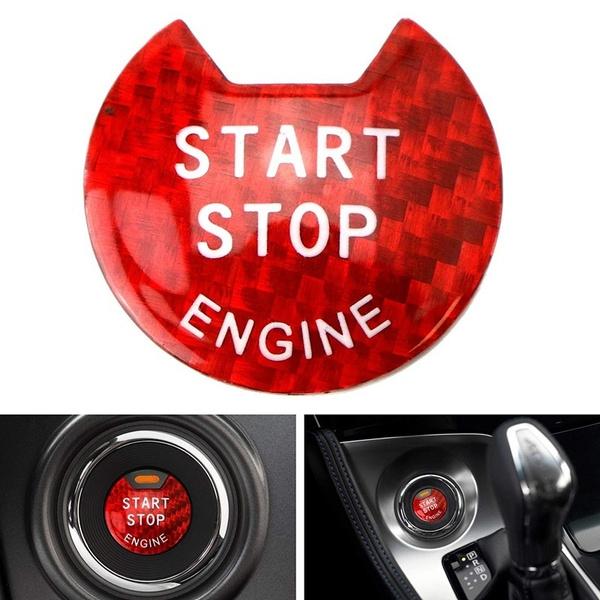 enginebutton, Fiber, carbon fiber, nissan