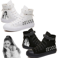 casual shoes, Sneakers, arianagrande, arianagrandeshoe