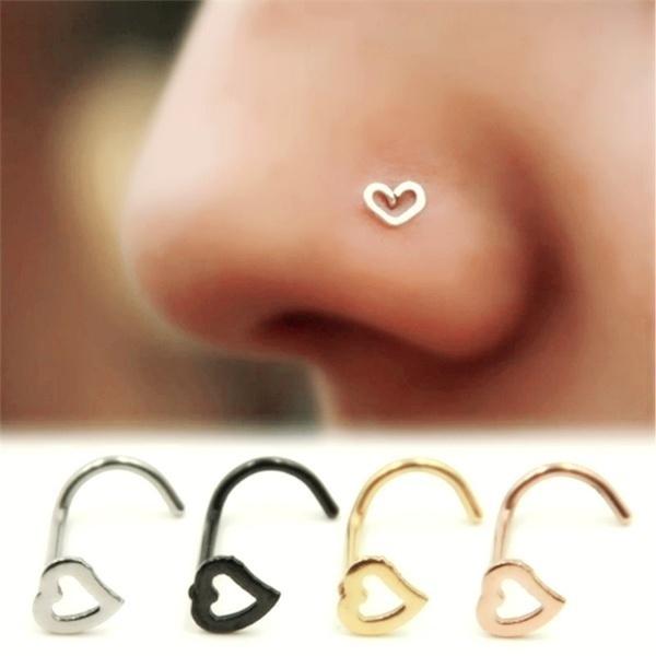 Fashion, Jewelry, Beauty, noseringsstud