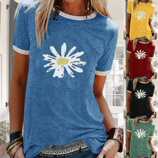 Summer, Plus Size, summer t-shirts, short sleeves