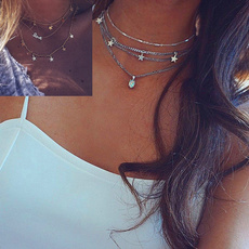 dressnecklace, Chain Necklace, Fashion, Jewelry