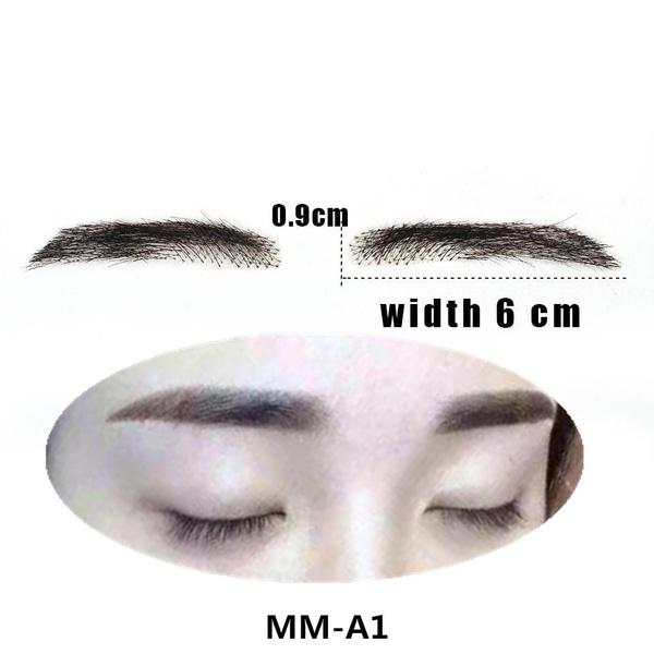 hair, fakeeyebrowshuman, Lace, Waterproof
