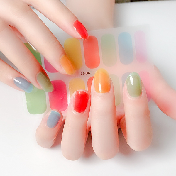 art, Beauty, Waterproof, nailpolishstrip