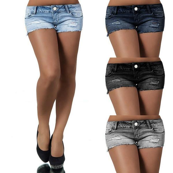 Plus Size, denimpanty, Denim, Shorts