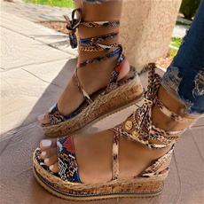 Lace Up, Sandals & Flip Flops, Sandals, Women Sandals