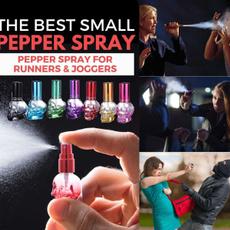 Protective, selfdefensetool, pepperspray, Tool