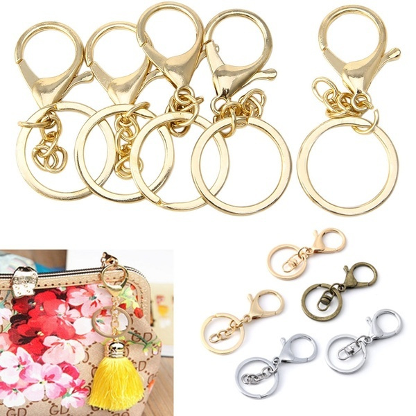 Key Chain, Jewelry, Clip, Metal