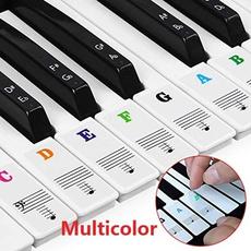 universalpianosticker, keyboardsticker, 3749546188keyssticker, pianokeystickerset
